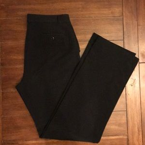 The Limited - black trousers - size 10-Long